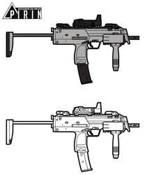 HK MP7A2