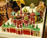 St. Basil's Gingerbread House