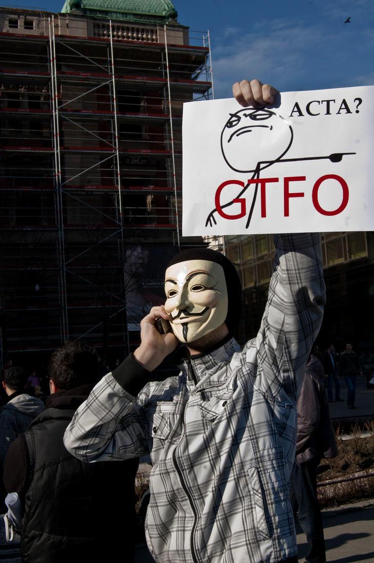 ACTA GTFO by lesa0208