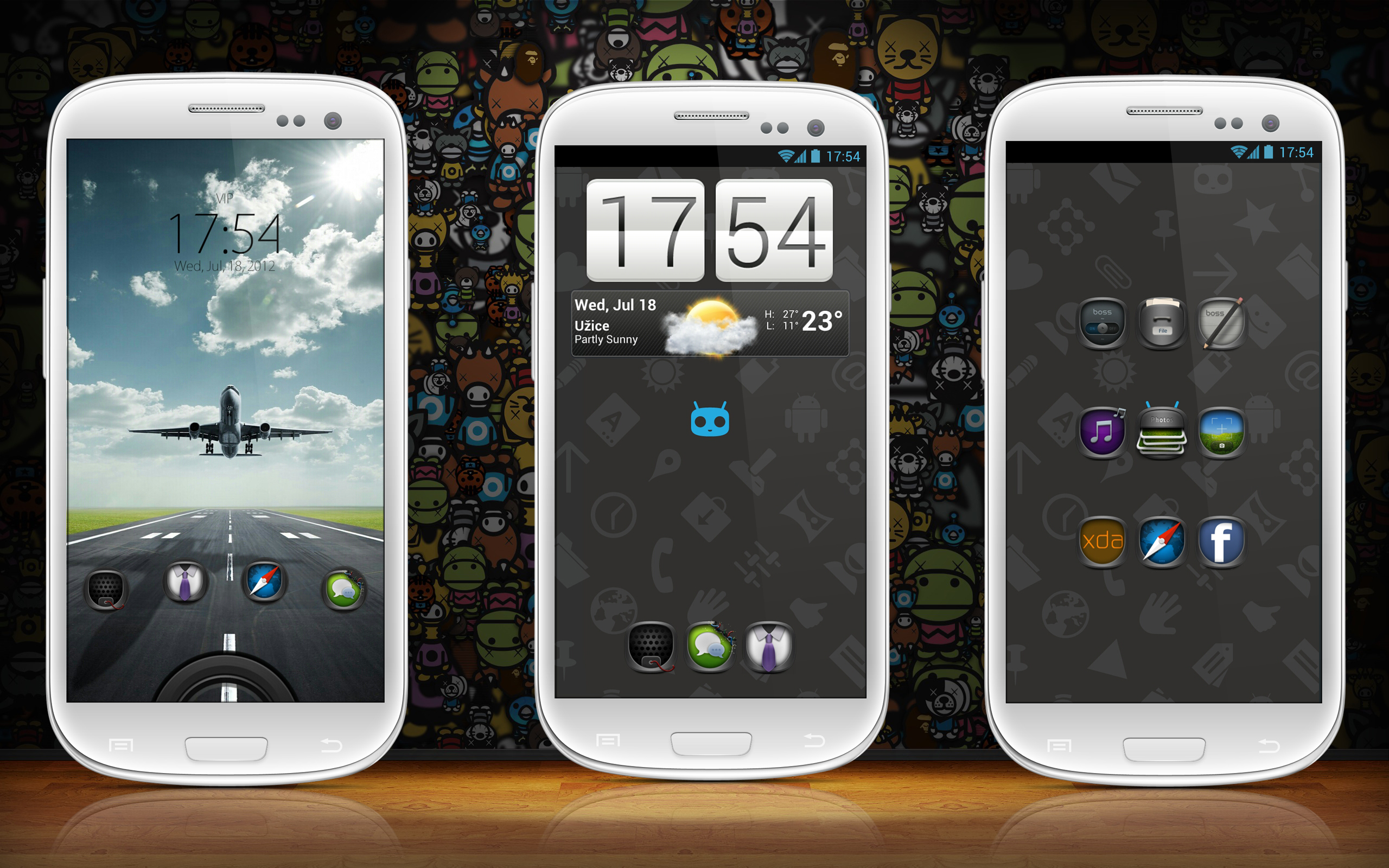 CM10 Jelly bean by lesa0208