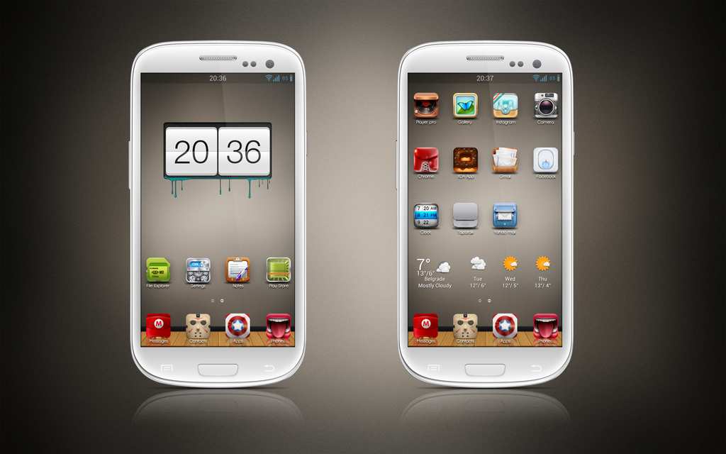 this is not miui by lesa0208