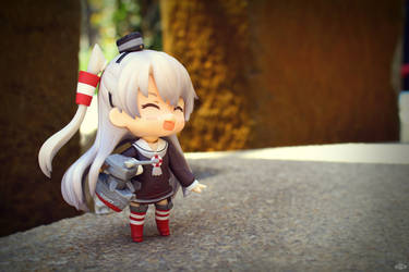 Amatsukaze Reporting In!