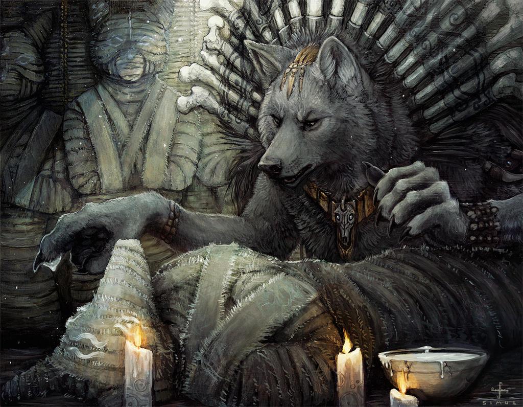 A Ceremony of Light by BadInspiration