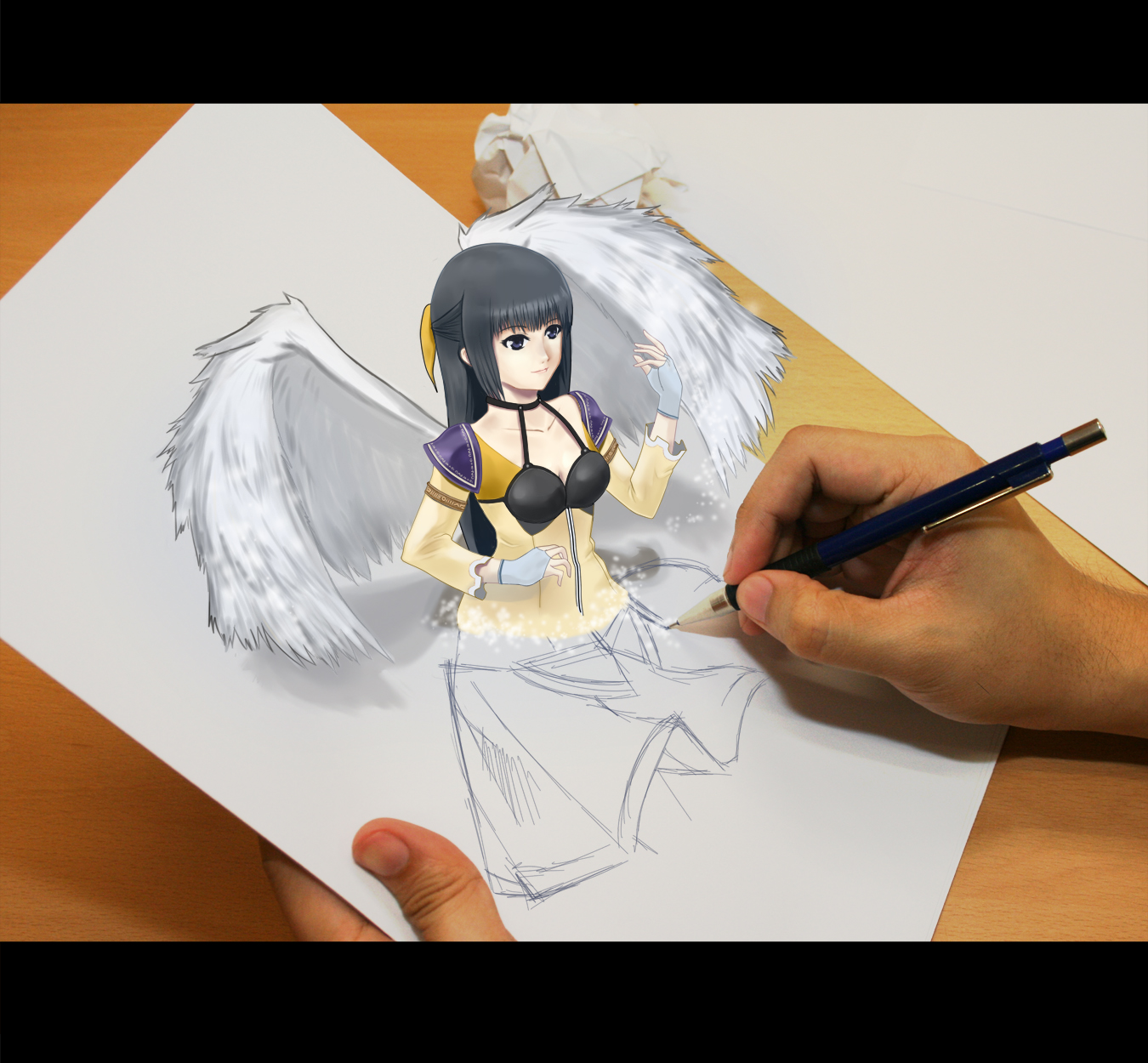 Sentient Imagination by mvp-Otaku