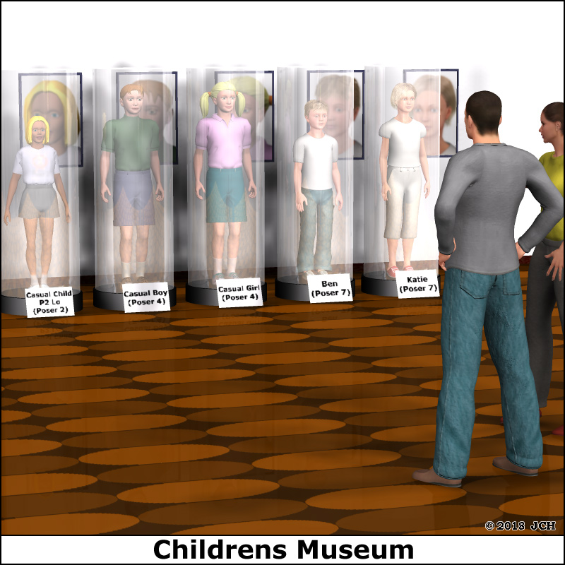 Childrens Museum by JHoagland
