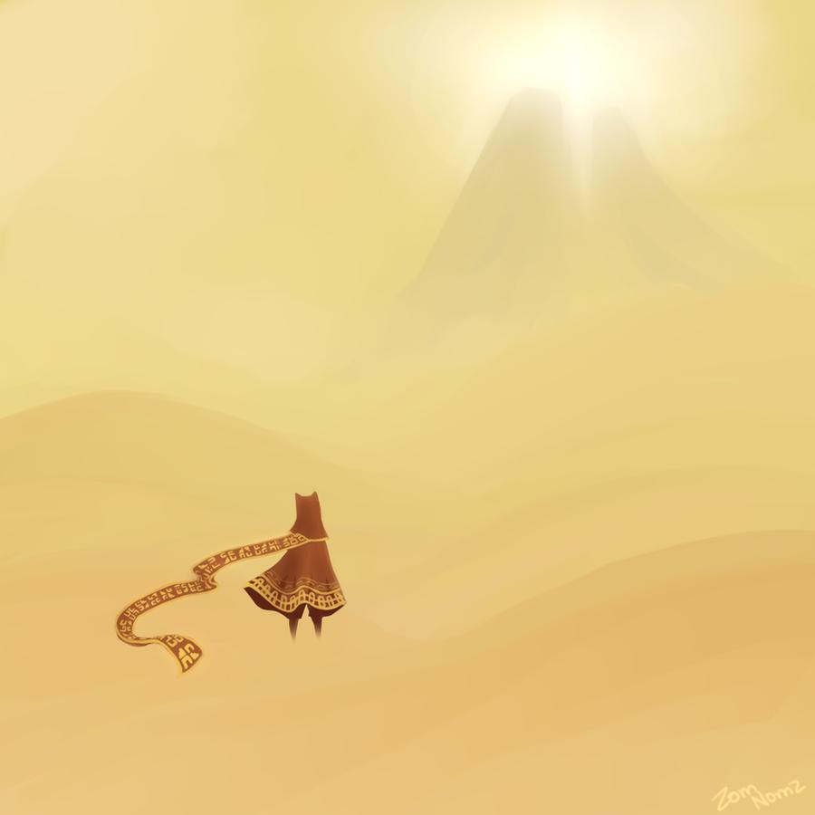 Journey. by JustSomeZombie007