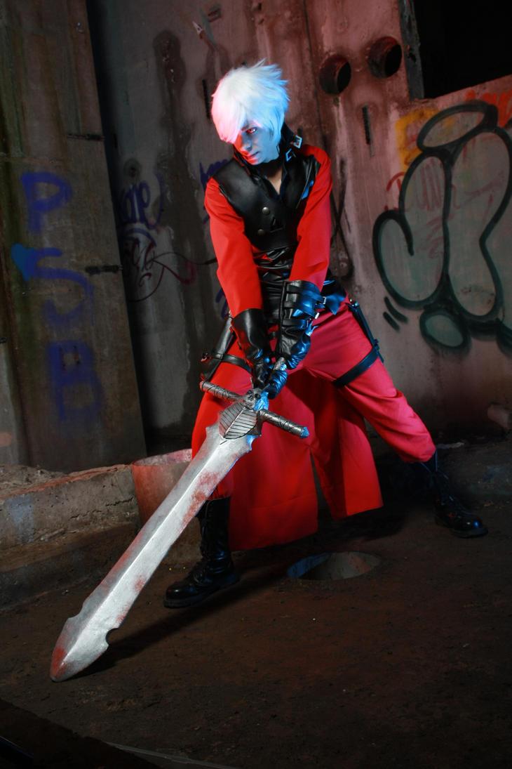 Dante Devil May Cry 2 by sato92
