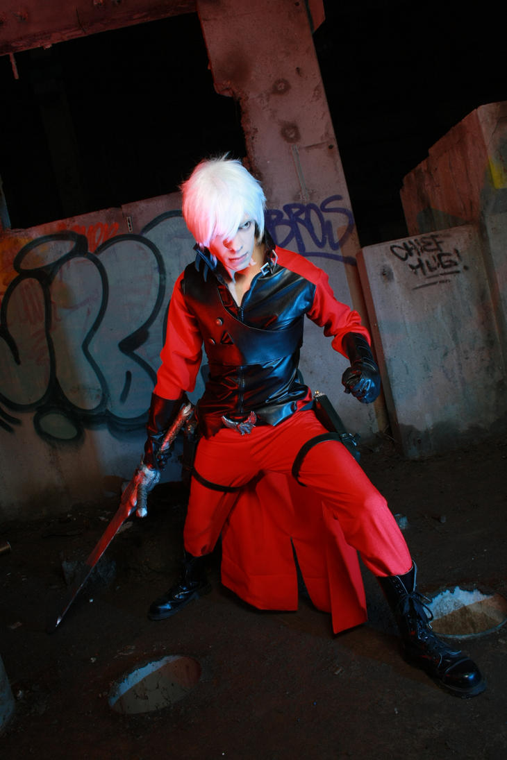 Dante Devil May Cry 2 by sato92