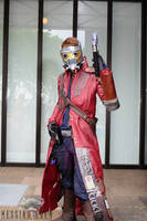 Starlord Cosplay by sato92