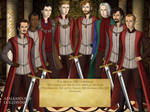 The Men of BBC's Merlin