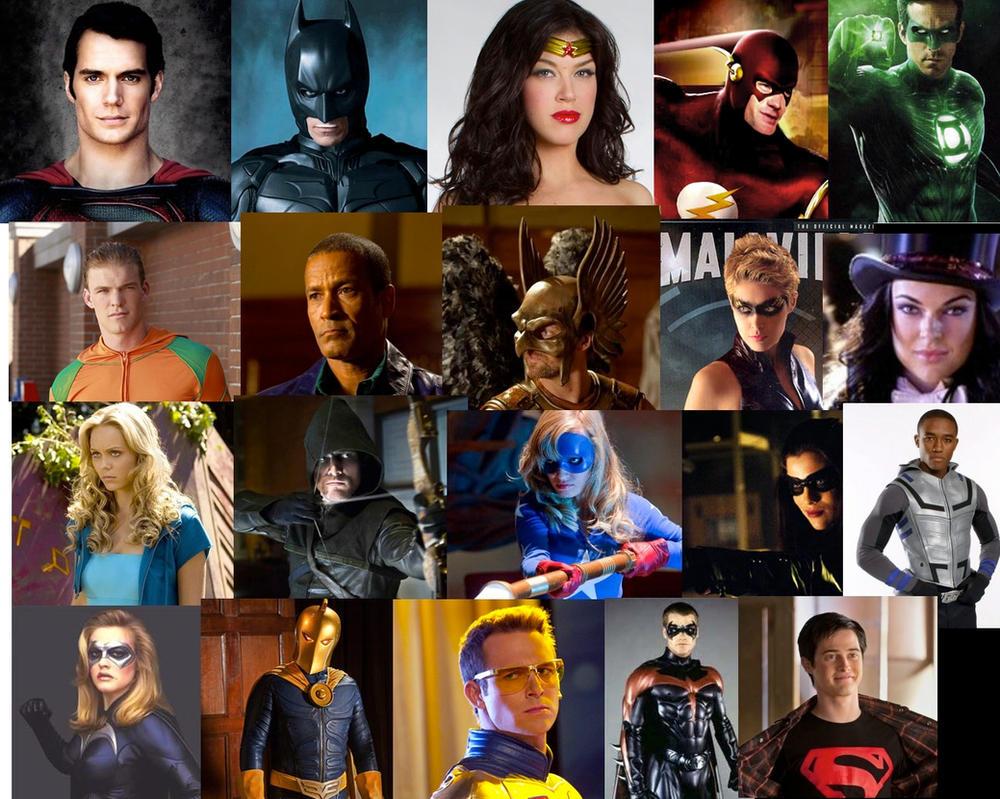Justice League Members Nickelbackloverxoxox Film La Ligue Des Justiciers