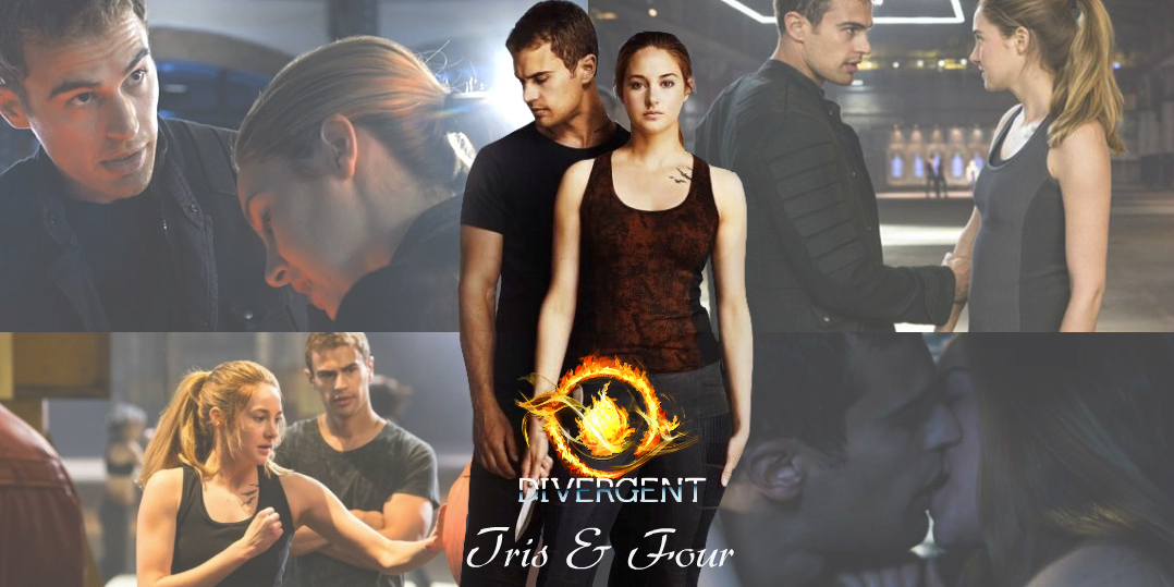 tris and four relationship in divergent which group