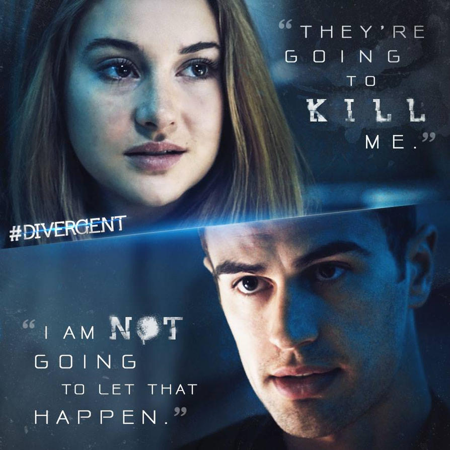 tris and four relationship in divergent are
