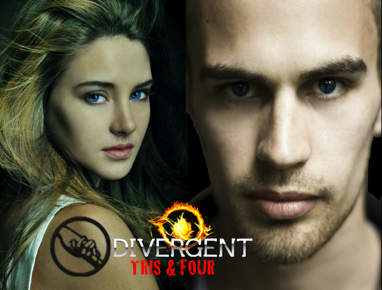 Divergent Tris and Four Wallpaper 2 by ...