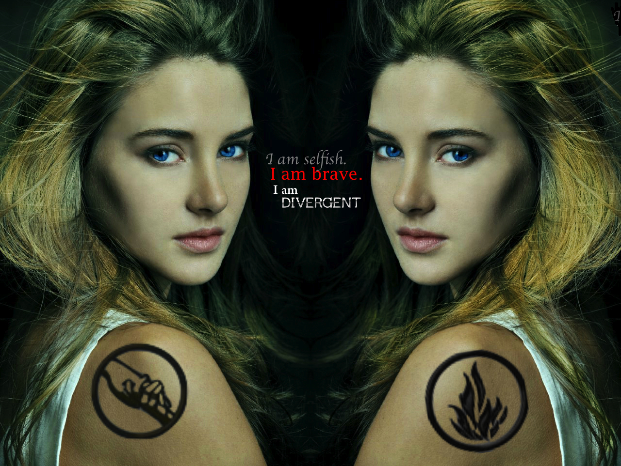 Divergent tris prior wallpaper by nickelbackloverxoxox on for Divergent tattoo tris