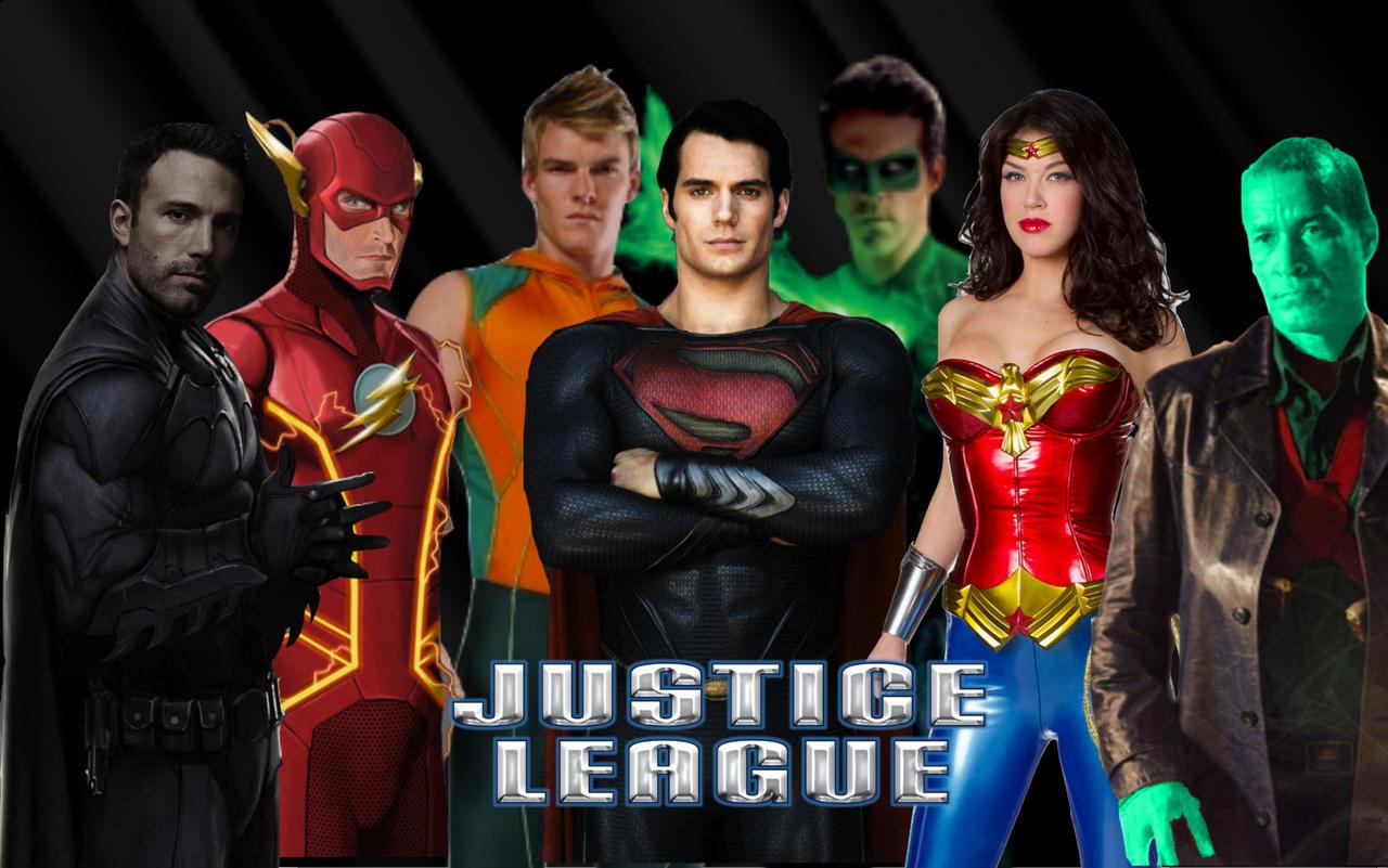 Fanmade Justice League Wallpaper By Nickelbackloverxoxox