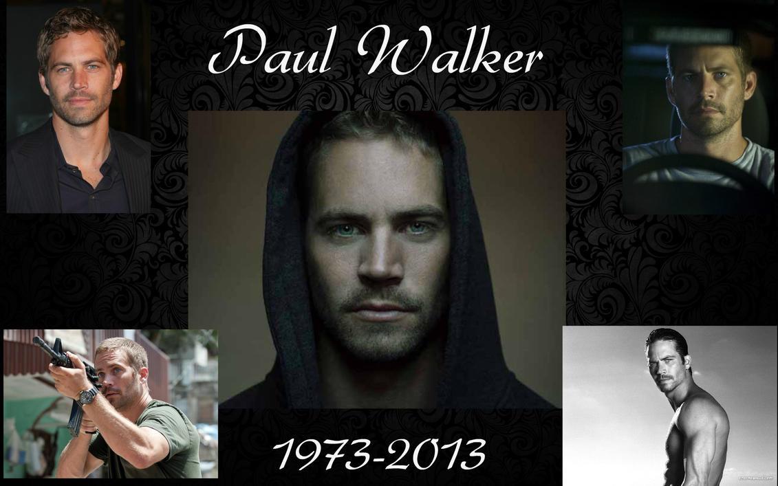 RIP Paul Walker Background By Nickelbackloverxoxox
