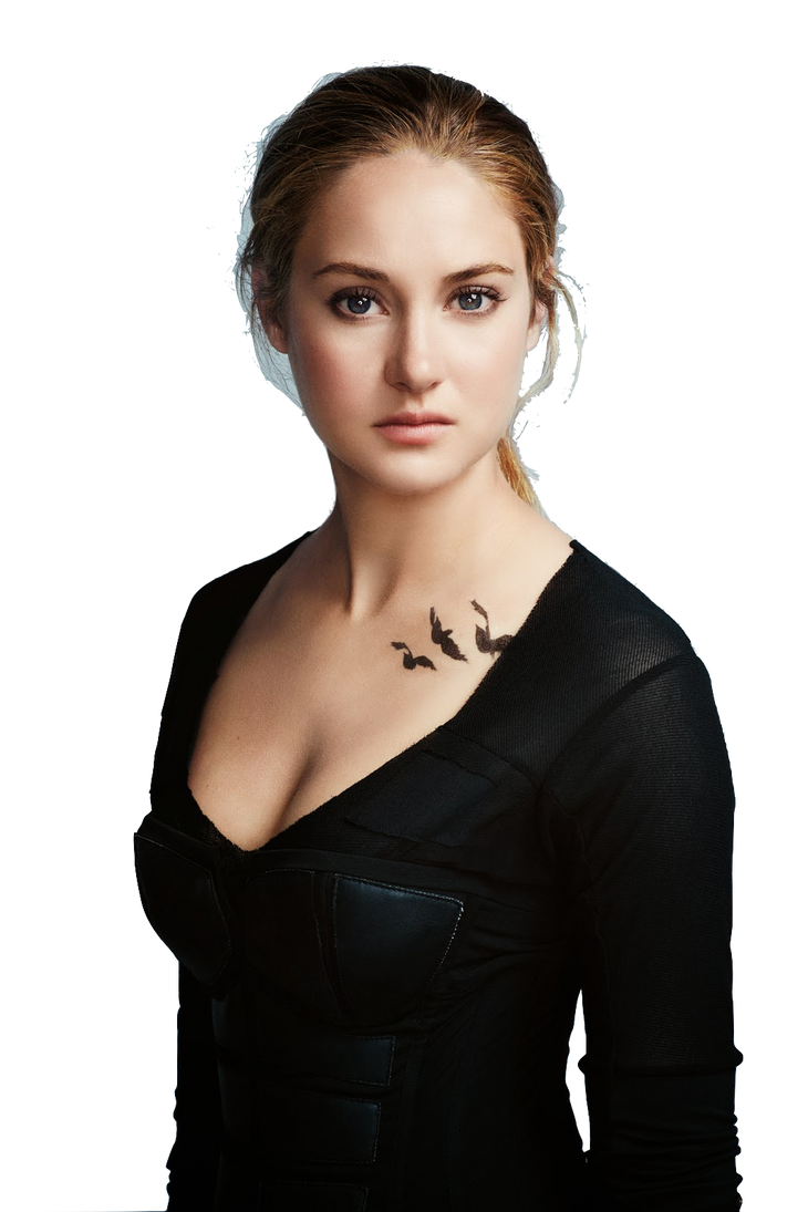 Beatrice 'Tris' Prior PNG by nickelbackloverxoxox