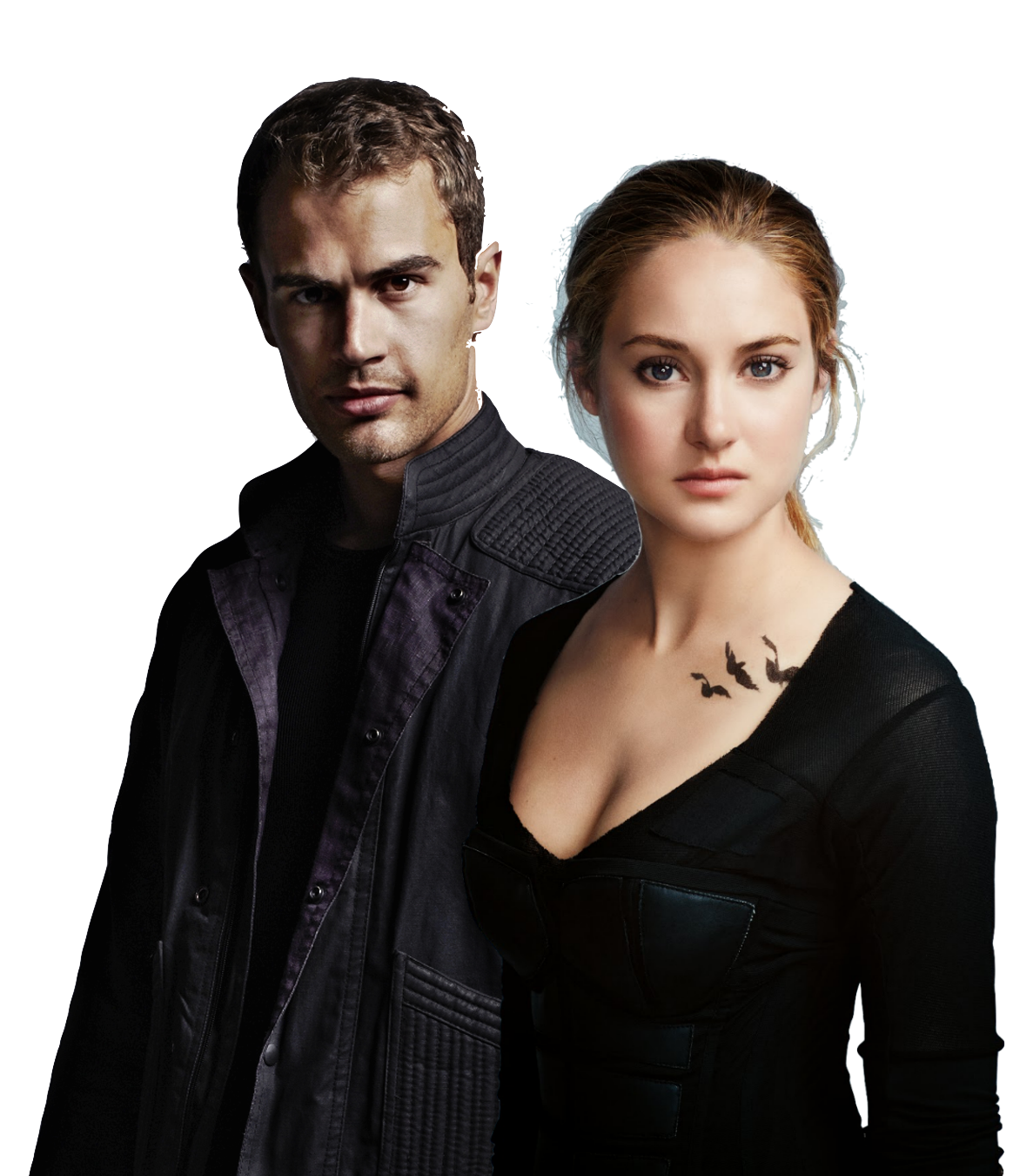 tris and four relationship in divergent is