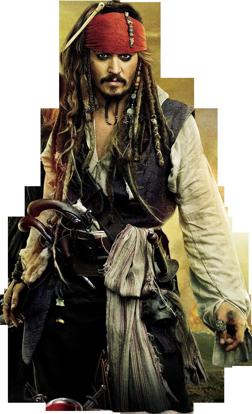 Captain Jack Sparrow-P... Johnny Depp