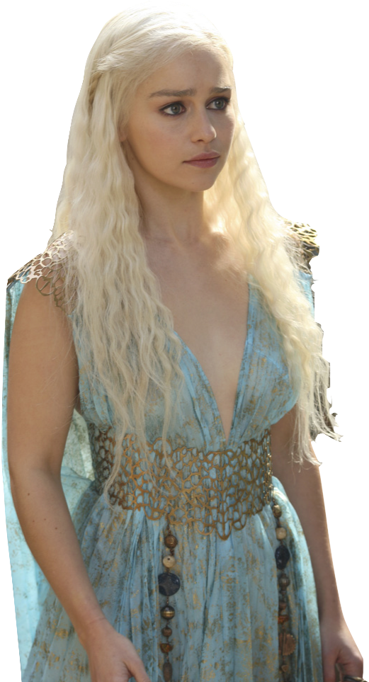 Girl Hairstyle Png : Daenerys targaryen qarth dress png by nickelbackloverxoxox on
