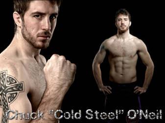 Chuck 'Cold Steel' O'Neil Wallpaper by nickelbackloverxoxox