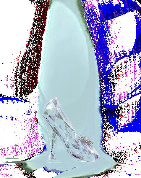 Cinderella S Glass Slipper 2015 Png By Nickelbackloverxoxox On