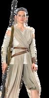 Star Wars VII-Rey PNG 2