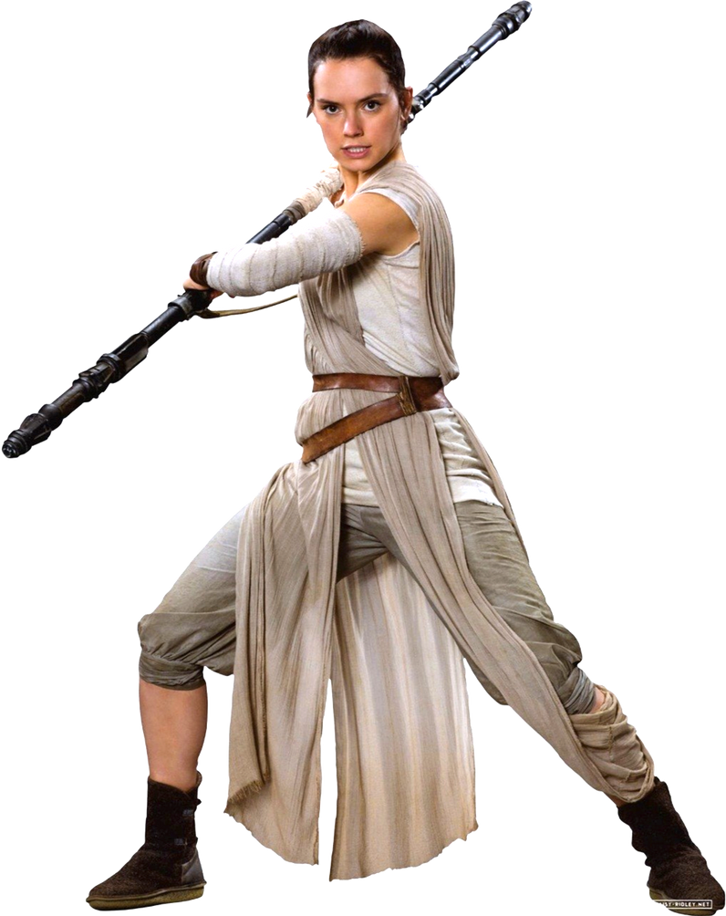 Star Wars VII-Rey PNG 3 by nickelbackloverxoxox