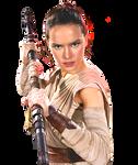 Star Wars VII-Rey PNG 4