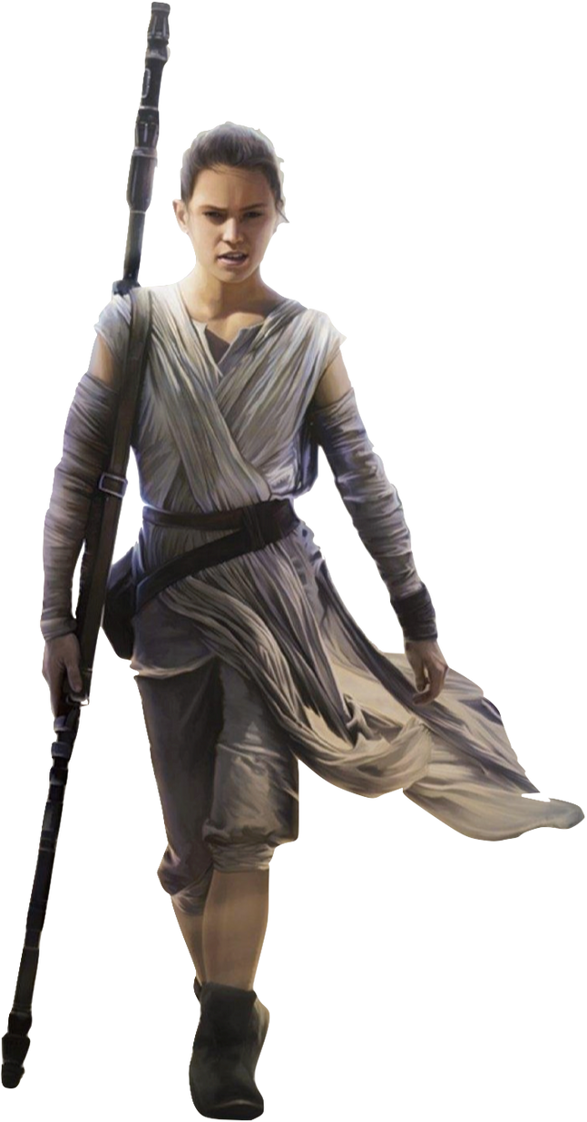 Star Wars 7-Rey PNG 5 by nickelbackloverxoxox