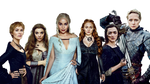 Ladies of Game of Thrones PNG