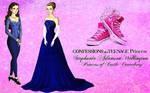CoaTP-Stephanie Adamson Normal Wear and Ballgown