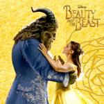 Disney BatB 2017 icon: Belle and Beast by nickelbackloverxoxox