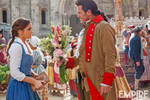 BatB- Emma and Luke as Belle and Gaston
