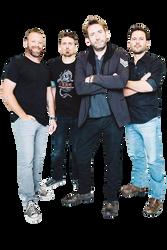Nickelback 2017 (Full Body) PNG by nickelbackloverxoxox