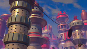 The Wonder Towers