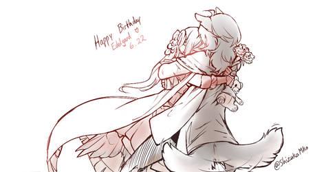 Happy Birthday, Edelgard! (Arknights crossover)