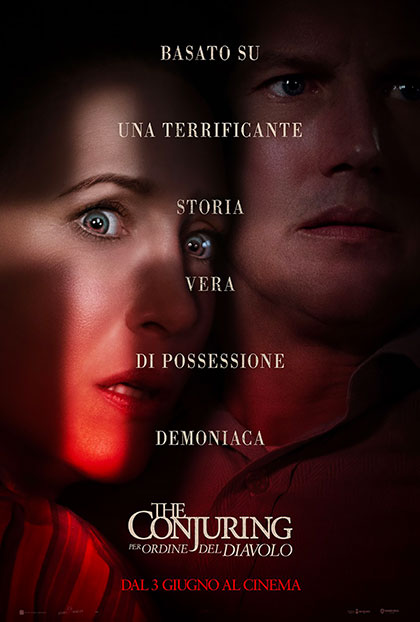 The Conjuring 3 Film streaming italiano completo