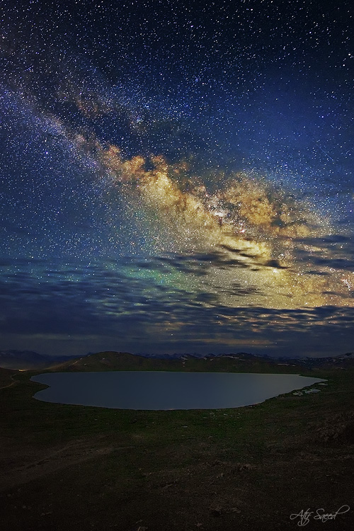 Love for Universe by M-Atif-Saeed