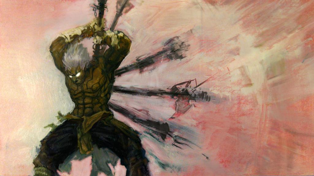 Asura's Wrath by wahay