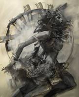 Legacy II by jonathanvair