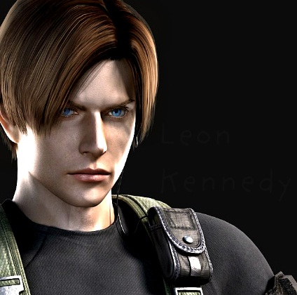 Leon Is Super Cute Resident Evil 4