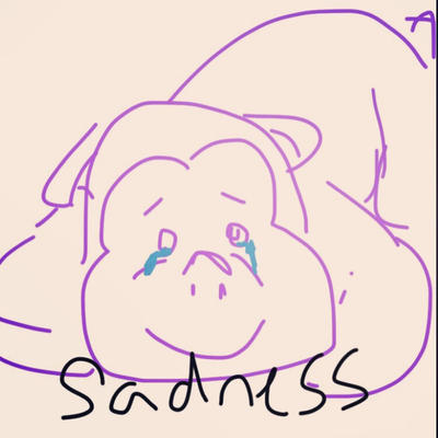 sadness by lanbab