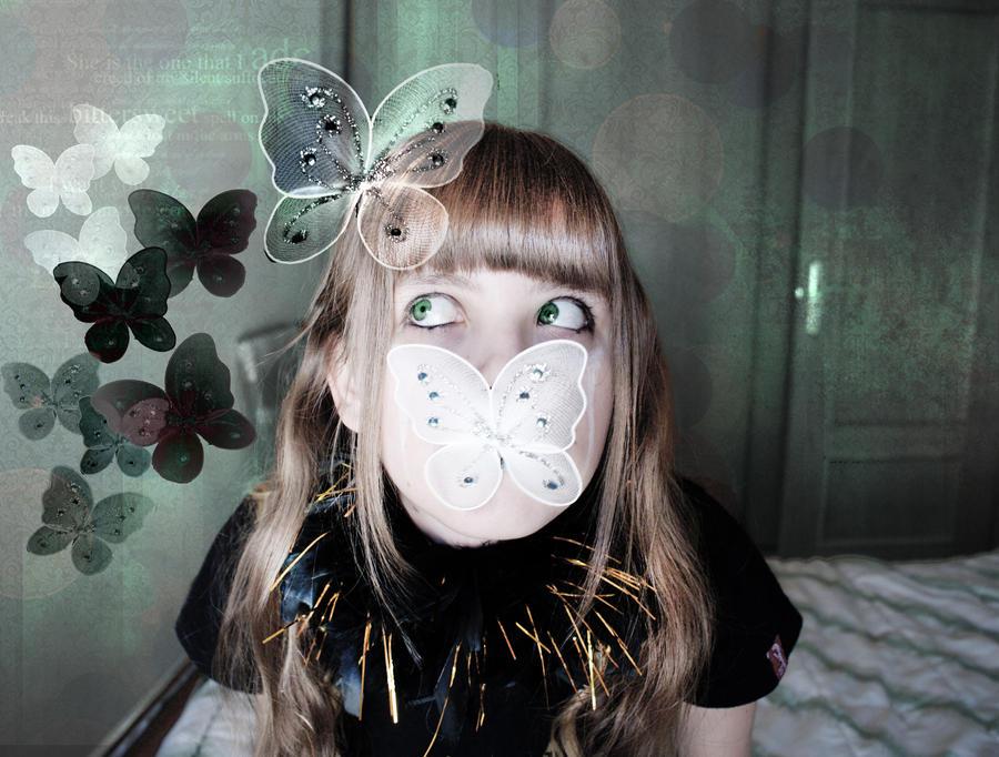 butterfly effect by Nanihta