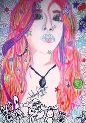 Teen Girl by AnnyQuillin