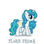 Flore Prima, la fleur du printemps a la francaise by Misno26