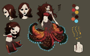 Octopus Mermaid Adopt AUCTION!  [CLOSED] by KatyaHam