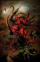 Hellboy by MelikeAcar