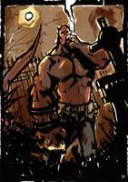 Hellboy 4 by MelikeAcar